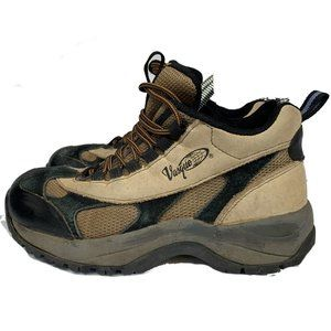 VASQUE WOMENS VST Size 7 BROWN HIKING
